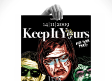 KEEP IT YOURS 2009